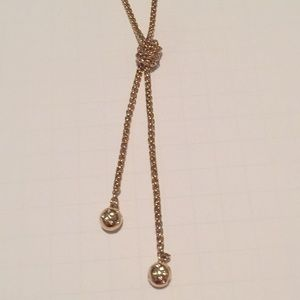 Ann Taylor Gold Necklace